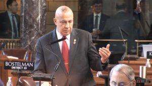 Nebraska lawmakers advance bill to help first responders with PTSD