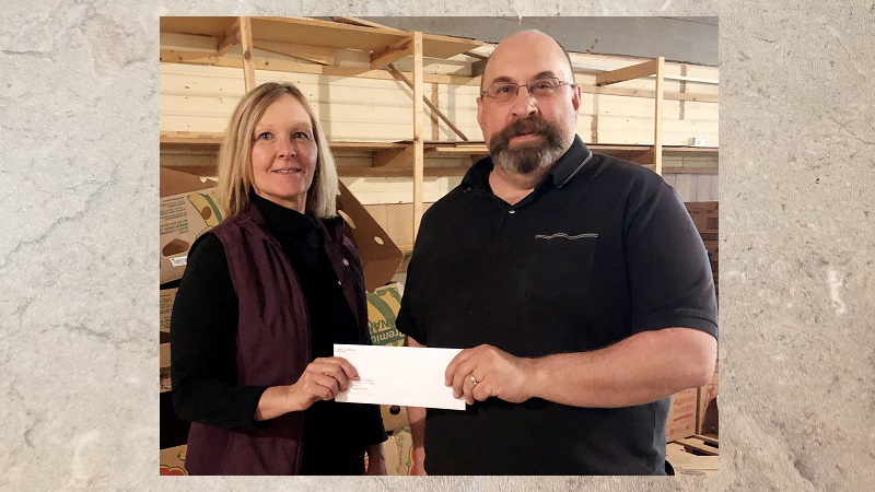 Local non-profit benefits from WESTCO, Land O' Lakes Foundation donation