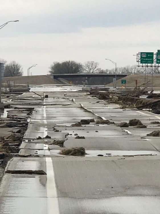 (Audio) 375 Miles Of State Highways In Nebraska Still Closed