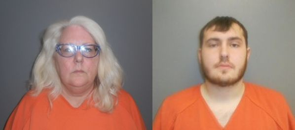 Dawson County traffic stop yields 10 pounds of marijuana and two arrests