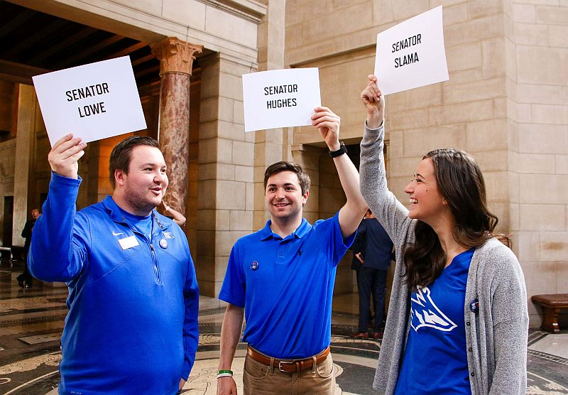 'I Love NU Day' highlights university's impact on state