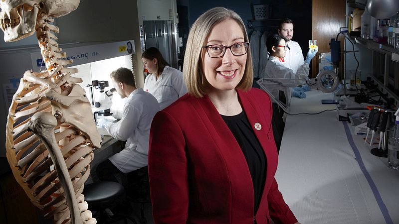 NSF award supports first-of-its-kind Back Pain study at Nebraska