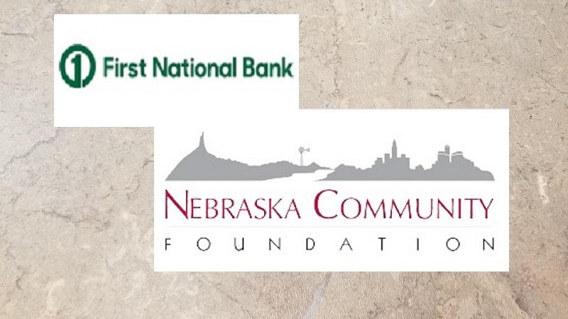 First National Bank Omaha, Neb  Community Foundation
