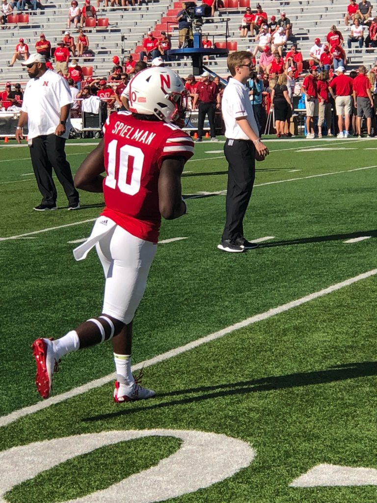 Nebraska Spring Football Position Breakdown: Wide Receivers