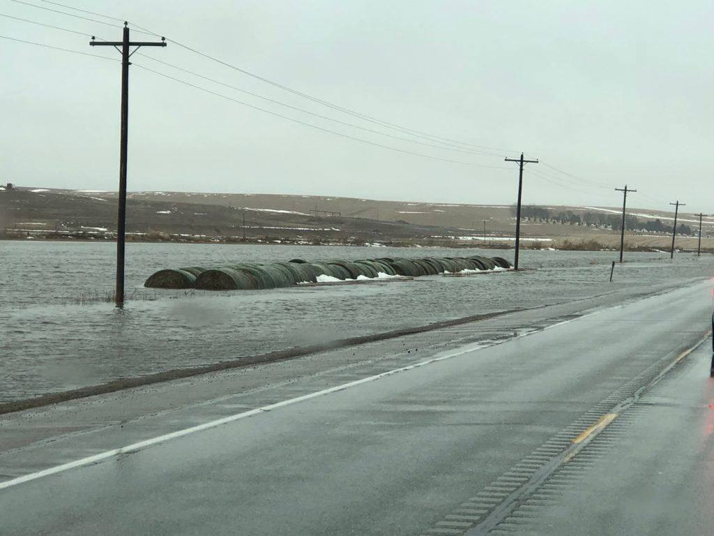 Interstate 80 Westbound closure now moved to North Platte