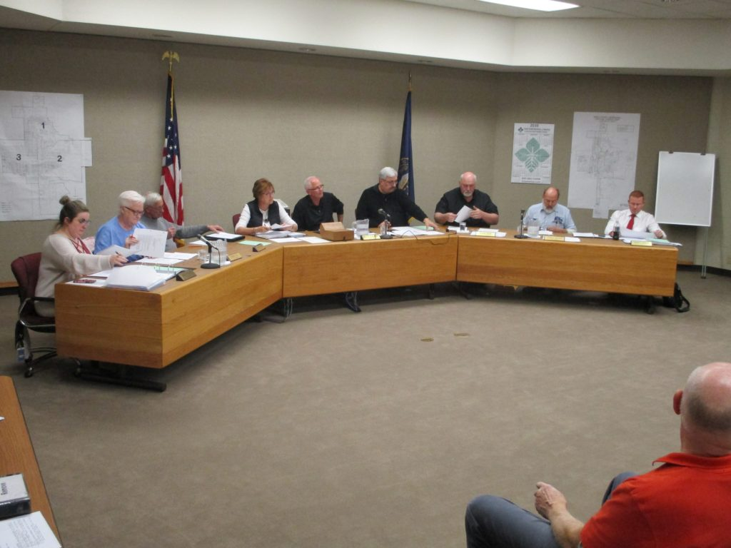 (Audio)  West Point City Council Updated On Water System