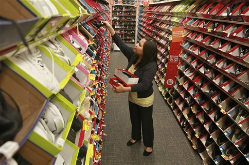 Woman buys out closing Payless store to donate to Nebraska