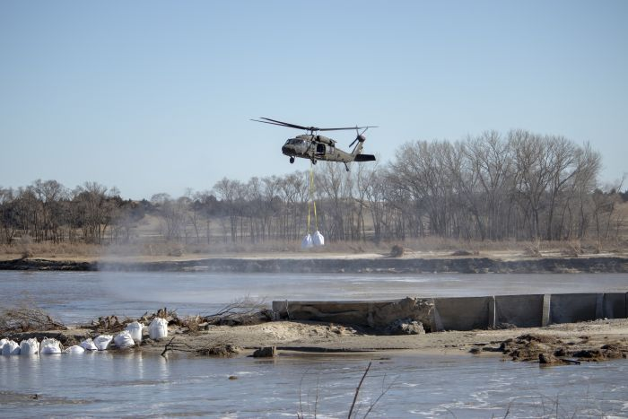 (Audio) Loup Power District streams ahead with flood recovery efforts
