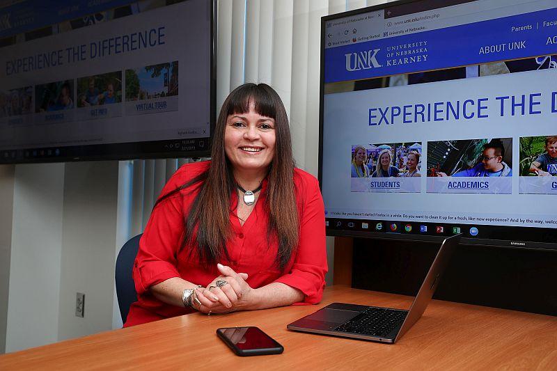 UNK master's program keeps teachers ahead of technology curve