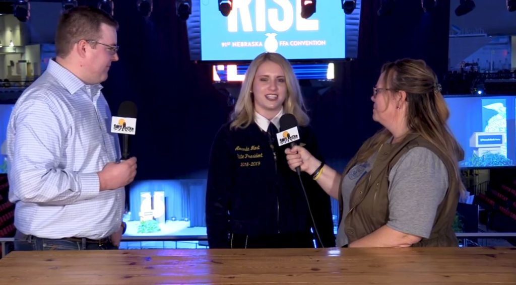 (Video) Nebraska FFA Celebrates 91st State Convention
