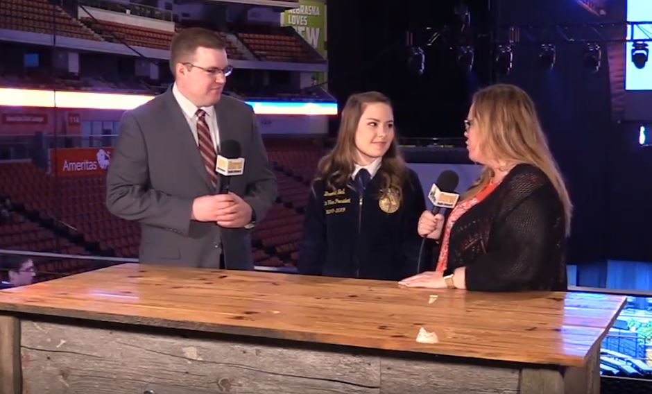 Nebraska FFA State Officer Brooke Bell Reflects on Year of Service