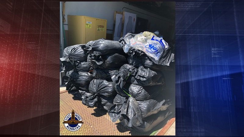 Troopers Find 368 LBs of Marijuana during I-80 Traffic Stop