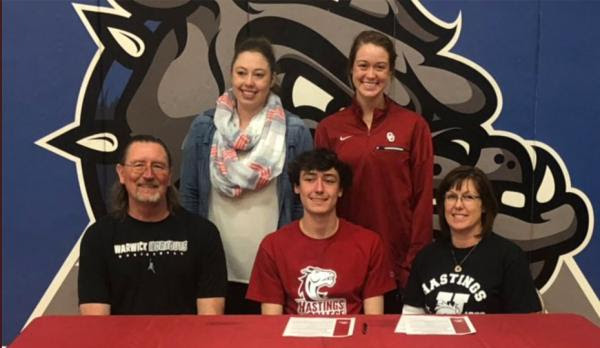 Hiemstra Headed To Hastings College