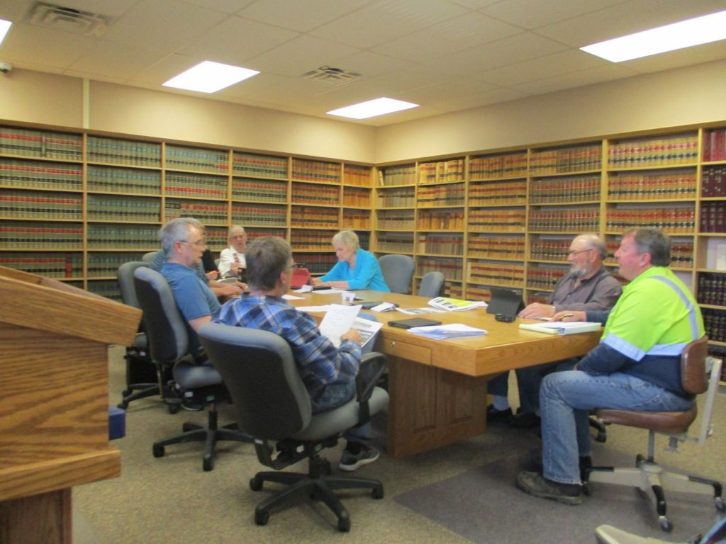 Cuming County Board Gets Update On Roads