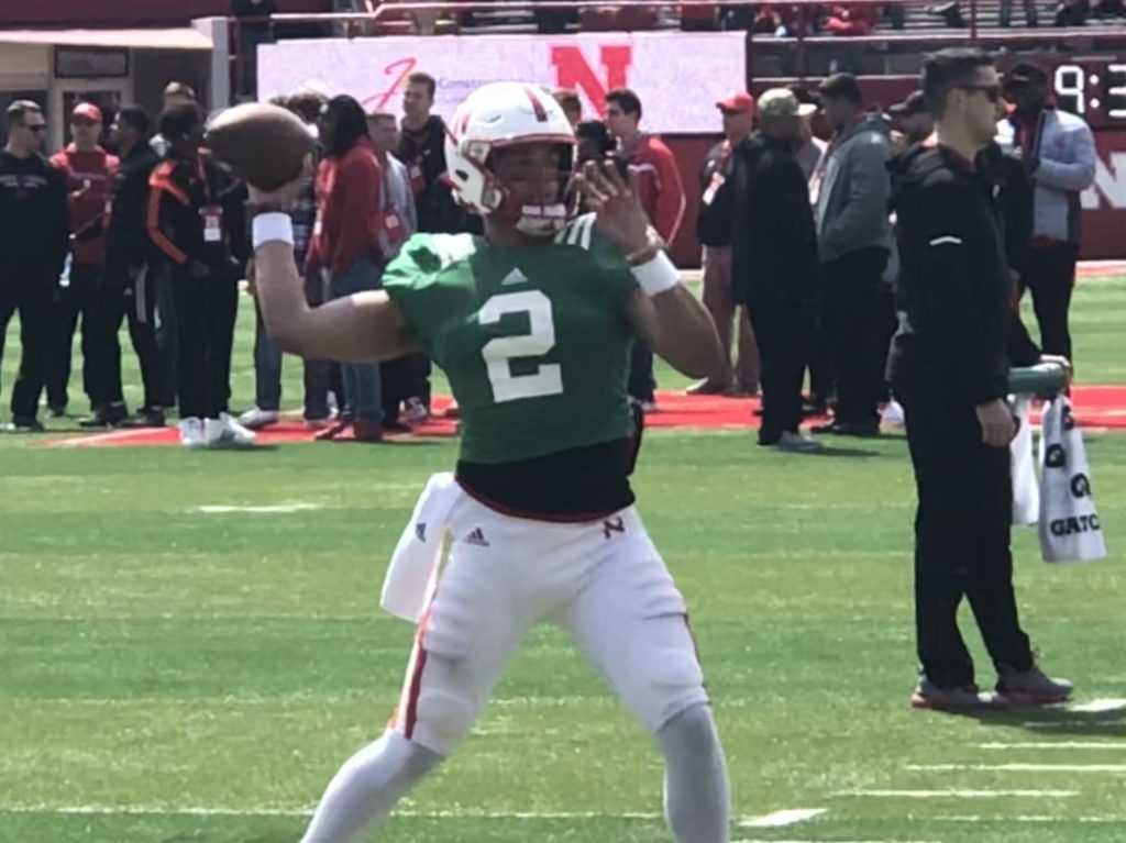 Five Takeaways From The Huskers Spring Game