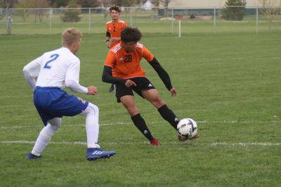 Lexington Advances At Subdistrict Soccer
