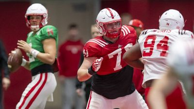 Huskers Hit Final Week Of Spring Practice