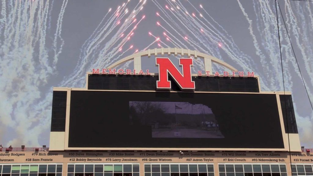 (Video) 'One State, One Heartbeat' – Nebraska Tunnel Walk at Spring Game 2019