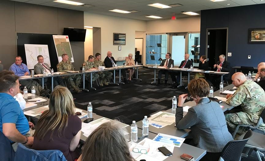 Gov. Ricketts Continues Engagement with the Army Corps to Give States a Role in River Management