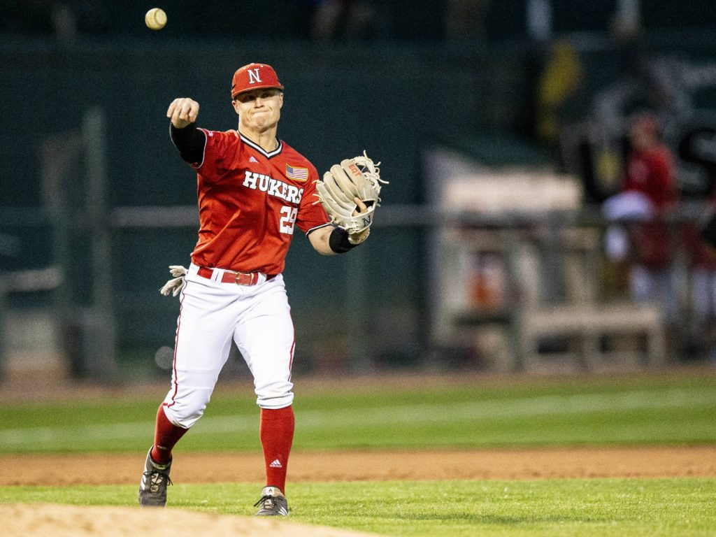 Husker baseball at Penn State this weekend