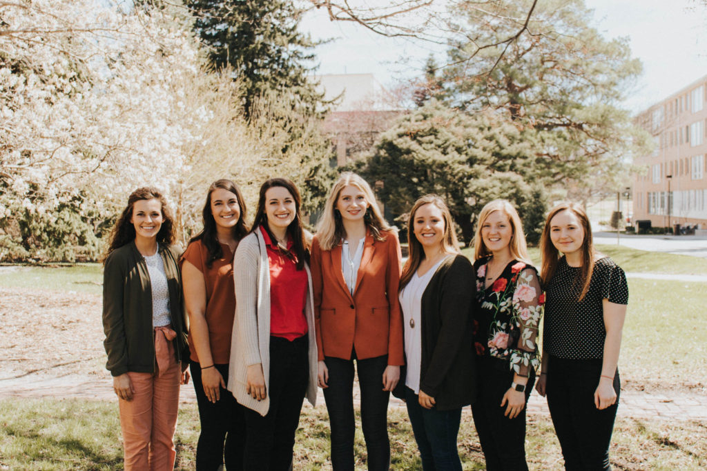 Seven college students begin summer internships sponsored by Nebraska Corn
