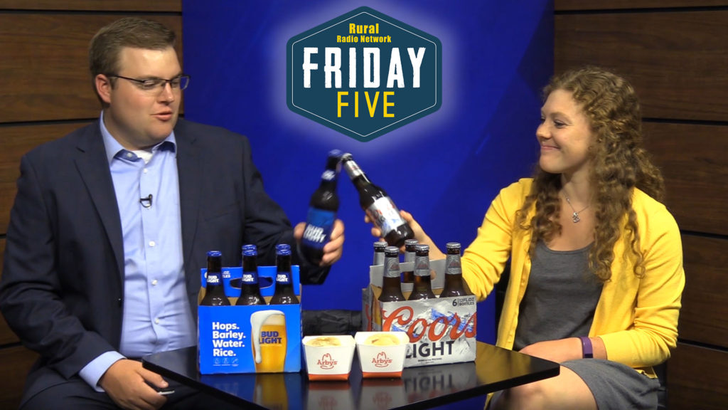 Battle of the Brews, Arby's Has the (Real) Meats — Friday Five (May 31, 2019)