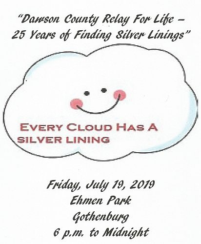 25 Years of Finding Silver Linings – Cancer Fighters needed for 2019 Relay For Life
