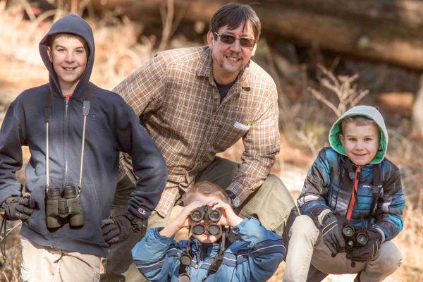 Rowe Adventures: Become a Bird Scientist