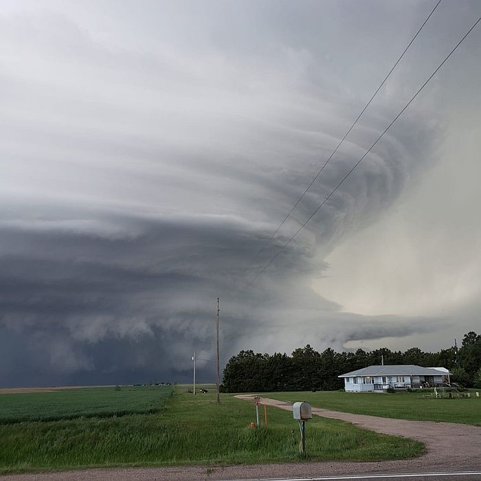 Severe weather affects SW and SC NE late Memorial Day