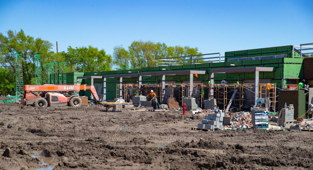 UNK's Early Childhood Center scheduled for September completion