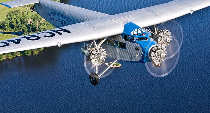 Hastings Fly-in to feature 1920's Ford Tri-Motor