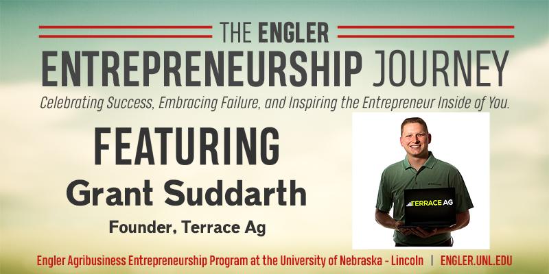 Engler Entrepreneurship Journey: Grant Suddarth