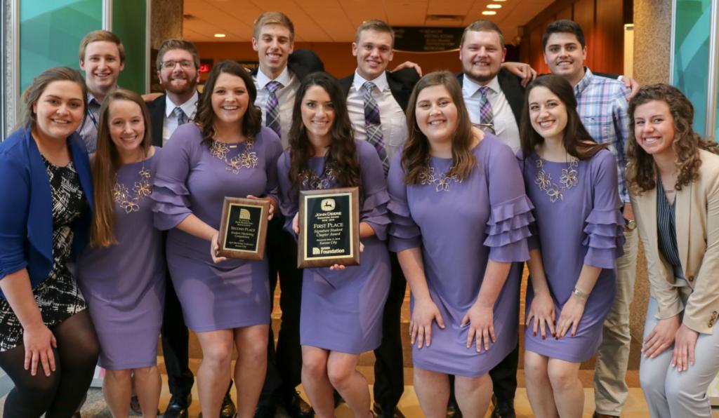 A Successful Year for the Nebraska National Agri-Marketing Association
