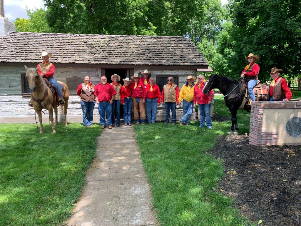 The Historic Pony Express Rides Again