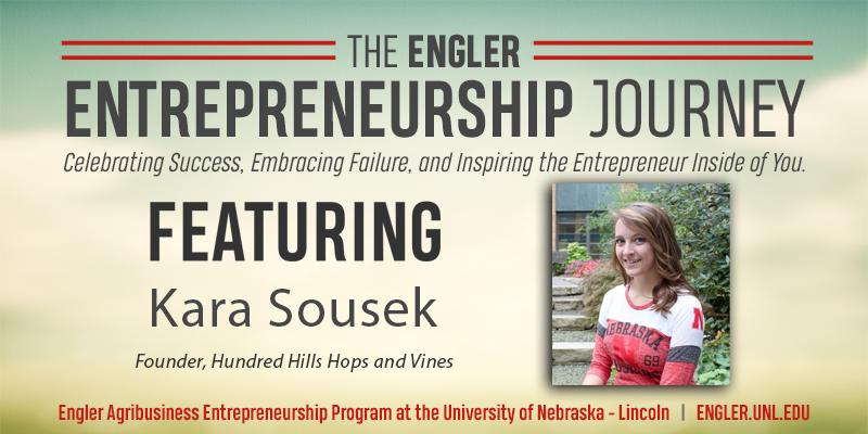 The Engler Journey: Kara Sousek