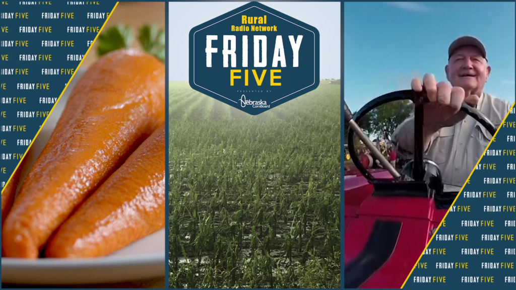 Hail Pummels Crops, Meat Vegetables and Perdue Takes a Tractor Ride – Friday Five (06/28/19)