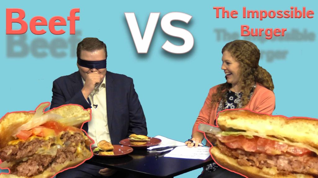 Will Beef Beat 'The Impossible?' — Friday Five (June 7, 2019)