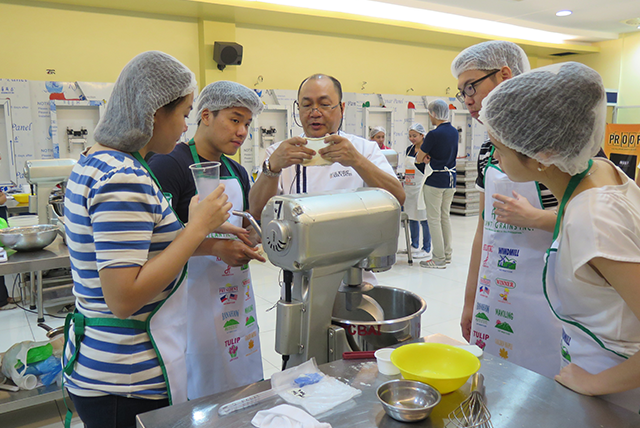 Meet the USW Technical Experts: Gerry Mendoza – Born to Teach and Share His Love for Baking
