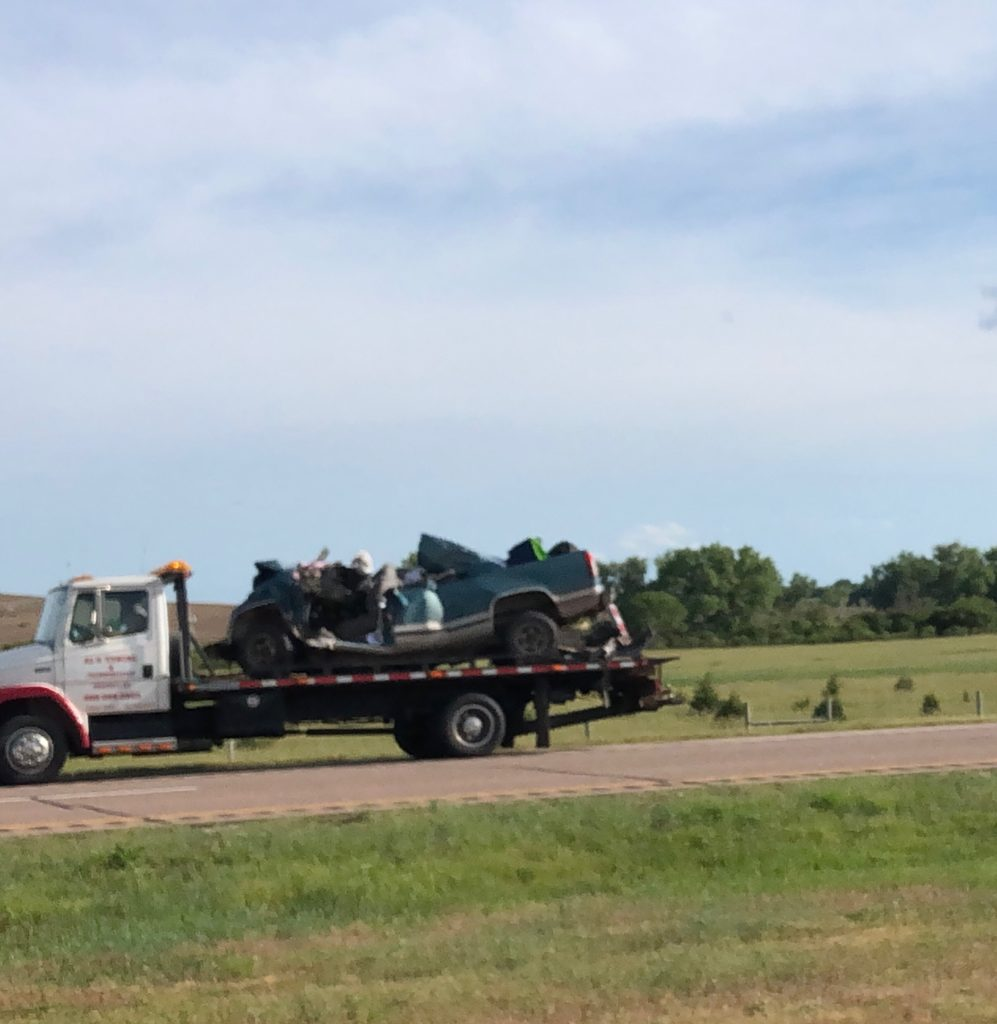 Fatal accident in western Lincoln County Friday afternoon