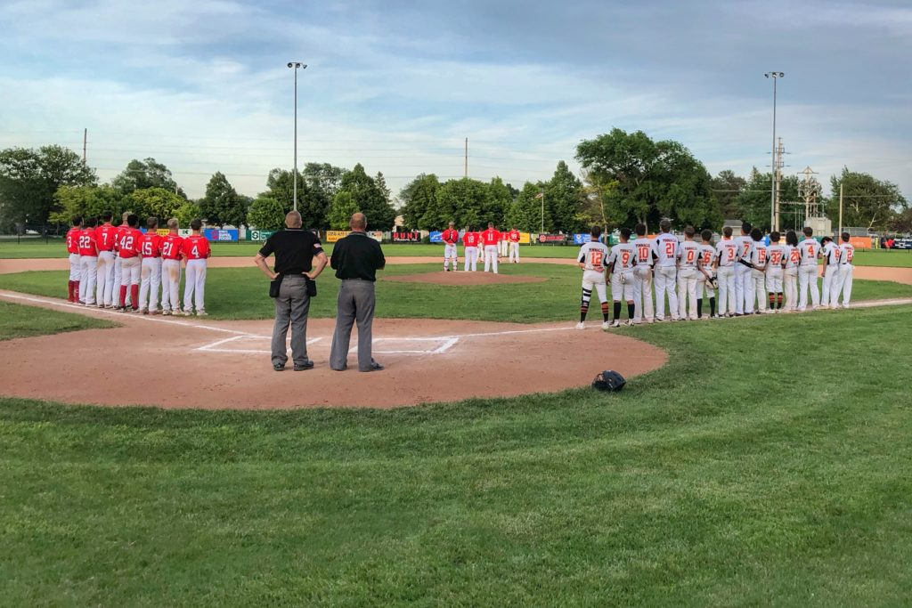 (Audio) Reds Beat Pinnacle Bank For Second Time This Season