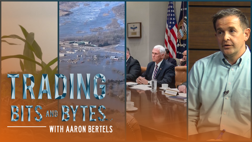 Planting Progress, Weather & Tariffs -Trading Bits and Bytes with Aaron Bertels