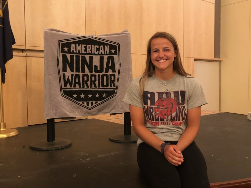 (AUDIO) Jahnke appears on NBC's American Ninja Warrior