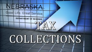 Nebraska tax collections above projections in August