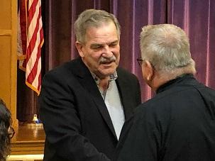 Farewell Reception held for retiring St. Paul Pastor
