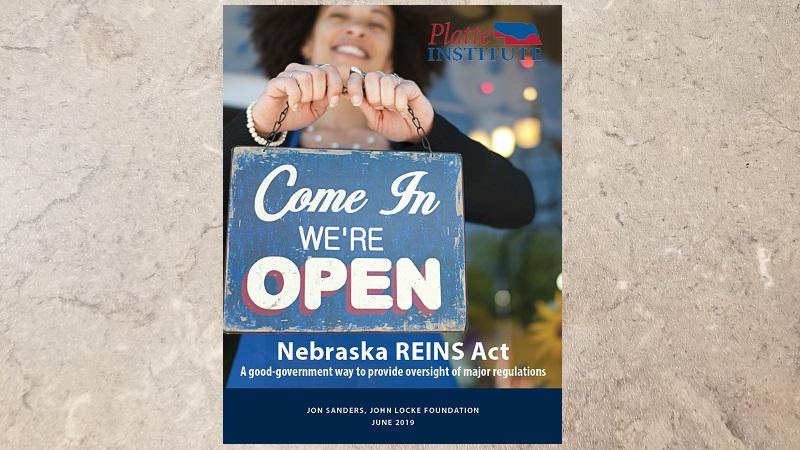 Study: Nebraska making progress eliminating 'red tape', but can do more