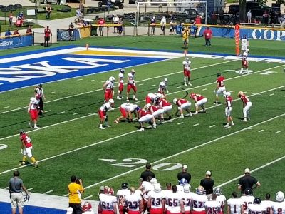 North Pulls Away For Shrine Bowl Win