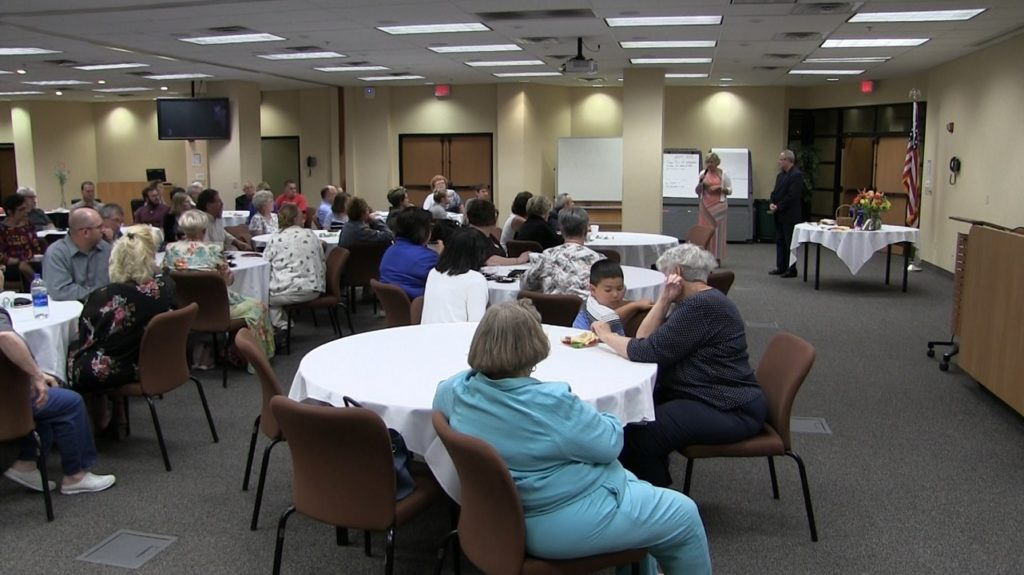WNCC community honors retirees, outgoing leadership
