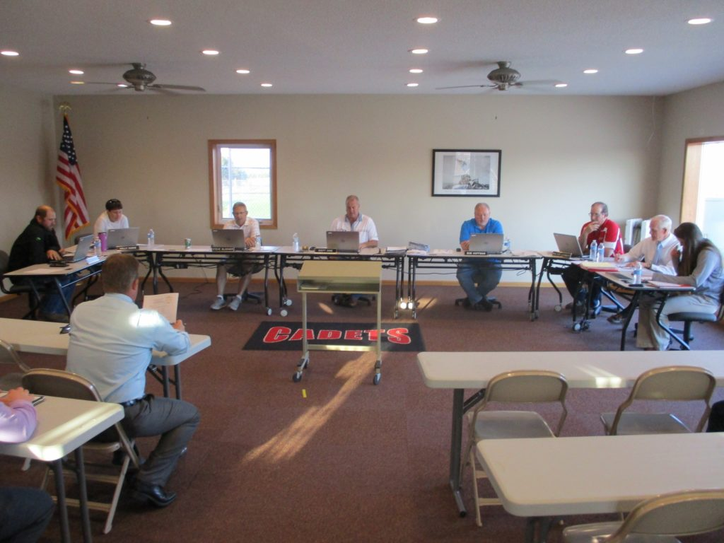 (AUDIO) West Point-Beemer School Board Holds Monthly Meeting