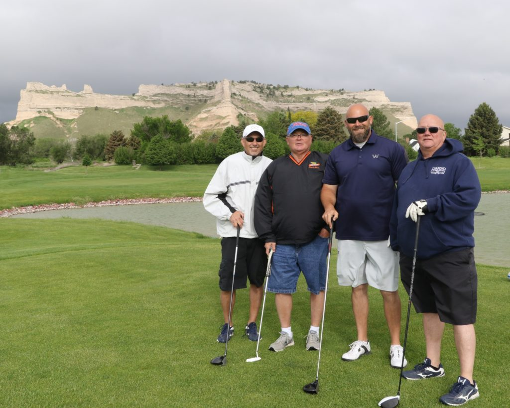 Safetyline Consultants wins Cougar Golf Classic