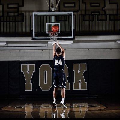 York's Danielson to play DI basketball